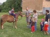 Kutrovice 2007 - Dětský den
