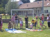 Kutrovice 2012 - z dětského odpoledne